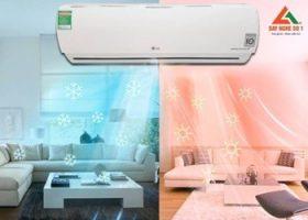 Cấu tạo và nguyên lý hoạt động của máy lạnh