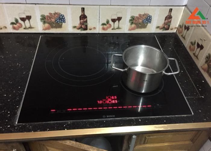 13 lỗi thường gặp ở bếp từ