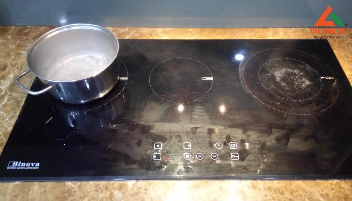 13 lỗi thường gặp ở bếp từ kỹ thuật viên cần biết