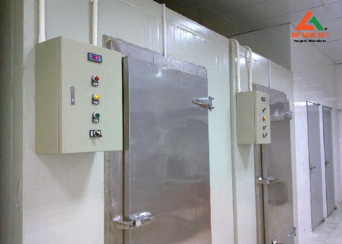 Đào tạo sửa chữa lắp đặt bảo trì kho lạnh