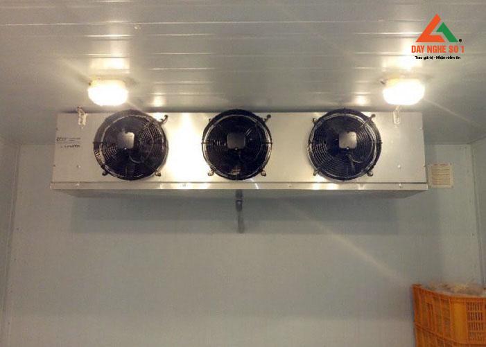 Đào tạo sửa chữa kho lạnh