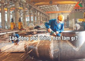 Lao Dong Pho Thong Lam Gi