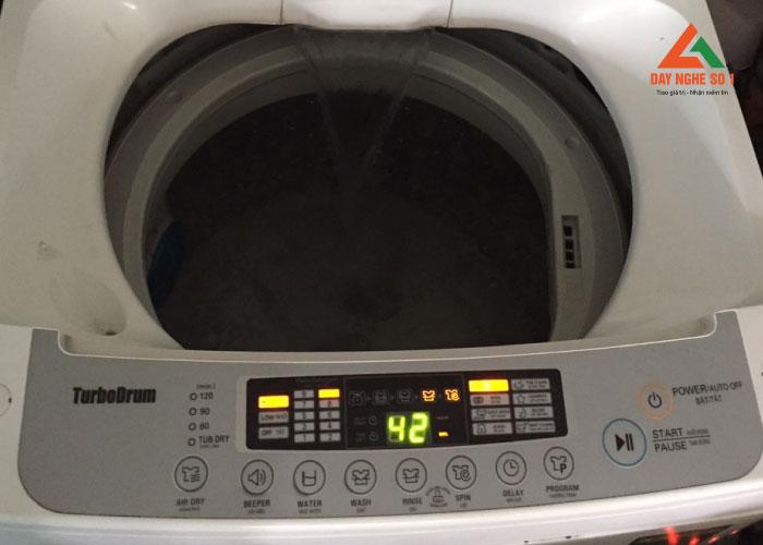 Mã lỗi máy giặt Haier Fault