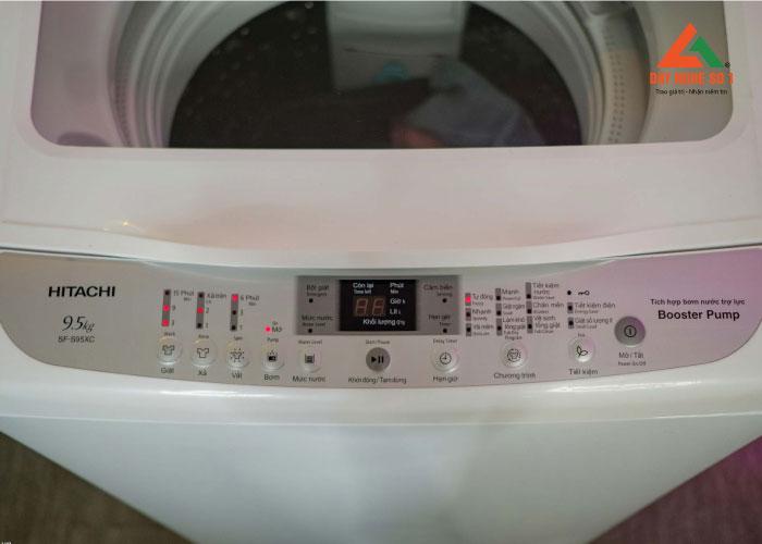 Bảng mã lỗi máy giặt HITACHI
