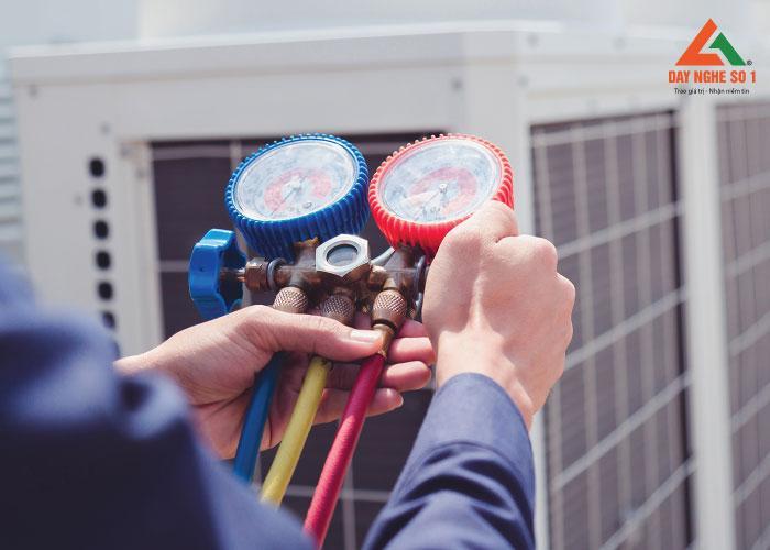 Nghề điện lạnh làm những công việc gì?