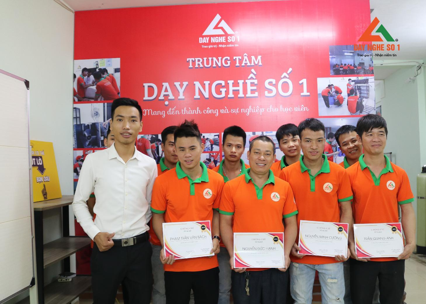 Trung tâm đào tạo nghề điện lạnh tại Hà Nội