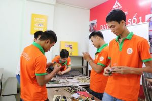 Địa chỉ học nghề điện lạnh uy tín ở Hà Nội